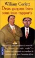 Couverture Deux garçons bien sous tous rapports Editions Robert Laffont (Pavillon Poche) 2000