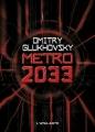 Couverture Métro 2033 Editions L'atalante 2010