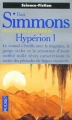 Couverture Les Cantos d'Hypérion, tome 1 : Hypérion, partie 1 Editions Pocket (Science-fiction) 1998