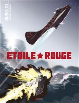 Couverture Block 109, tome 2 : Etoile Rouge