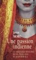 Couverture Une passion indienne : La véritable histoire de la princesse Kapurthala Editions Points 2007
