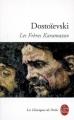 Couverture Les Frères Karamazov Editions Le Livre de Poche (Les Classiques de Poche) 2009