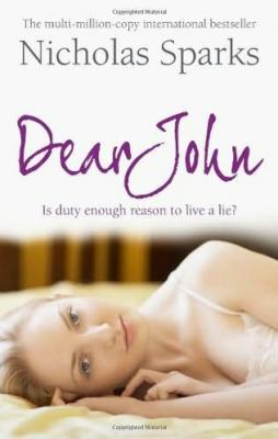 Couverture Dear John