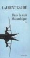 Couverture Dans la nuit Mozambique Editions Actes Sud 2007