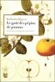 Couverture Le Goût des pépins de pomme Editions Anne Carrière 2010