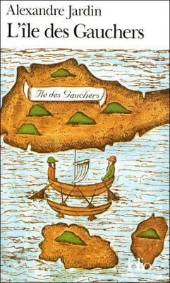 L'île des gauchers - Jardin Alexandre dans Roman comtemporain couv61293488