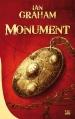Couverture Monument Editions Bragelonne (10e anniversaire) 2015