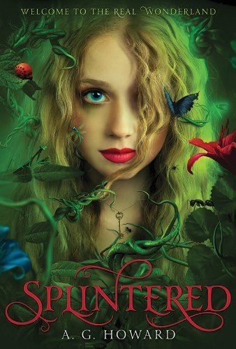 Couverture Splintered, book 1