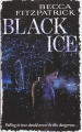 Couverture Black Ice Editions Simon & Schuster (Children's Books) 2014