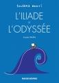Couverture L'Iliade et l'Odyssée Editions Rue de Sèvres 2015