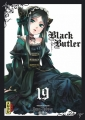 Couverture Black Butler, tome 19 Editions Kana (Dark) 2015