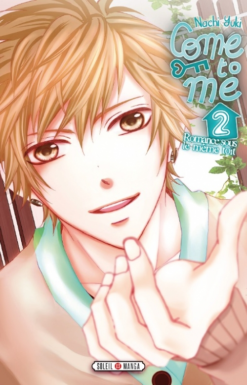 Couverture Come to me, tome 02