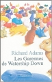 Couverture Les Garennes de Watership Down / Watership Down Editions Flammarion 2004