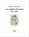 Couverture Les Exploits d'un jeune don Juan Editions Bibliothèque Electronique du Québec 1911