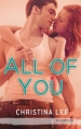 Couverture Between Breaths, tome 1 : All of you Editions Hachette (Black moon - Romance) 2015