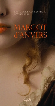 Couverture Margot d'Anvers