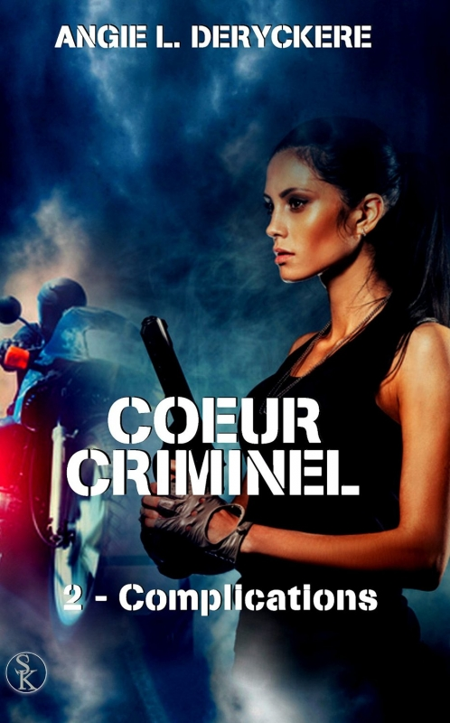 Couverture Coeur criminel, tome 2 : Complications