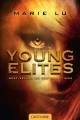 Couverture Young elites, tome 1 Editions Castelmore 2015