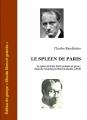 Couverture Le spleen de Paris / Petits poèmes en prose Editions Ebooks libres et gratuits 2003