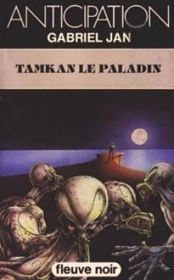 Couverture Tamkan le Paladin