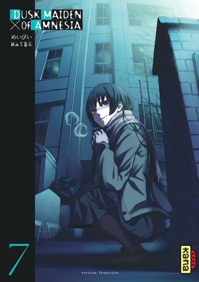 Couverture Dusk maiden of amnesia, tome 07
