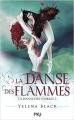 Couverture La danse des ombres, tome 2 : La danse des flammes Editions Pocket (Jeunesse) 2015
