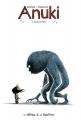 Couverture Anuki, tome 5 : Grand-Pied Editions de la Gouttière 2015