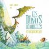 Couverture Les dinos décongelés : ils débarquent ! Editions Marmaille & compagnie 2015