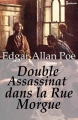 Couverture Double assassinat dans la rue Morgue Editions Feedbooks 2006