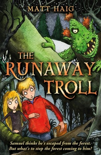 Couverture The Runaway Troll