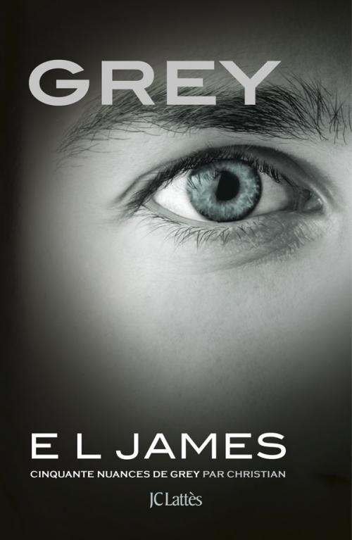 Couverture Cinquante nuances de Grey, tome 4 : Grey