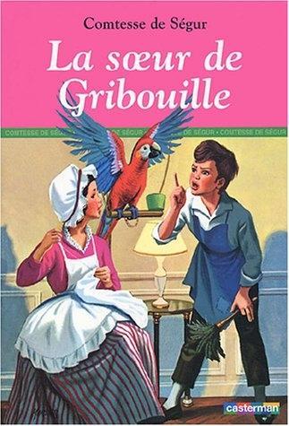 Couverture La Soeur de Gribouille