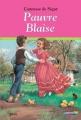Couverture Pauvre Blaise Editions Casterman 2003