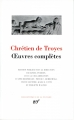 Couverture Romans de la Table Ronde Editions Gallimard  (Bibliothèque de la Pléiade) 1994
