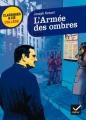 Couverture L'armée des ombres Editions Hatier (Classiques & cie - Collège) 2012