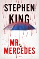 Couverture Mr Mercedes Editions Scribner 2014