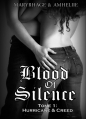 Couverture Blood of silence, tome 1 : Hurricane & creed Editions Autoédité 2014