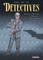 Couverture Détectives, tome 2 : Richard Monroe, Who killed the fantastic mister Leeds ? Editions Delcourt 2014