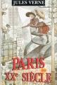 Couverture Paris au XXe siècle Editions France Loisirs 1995