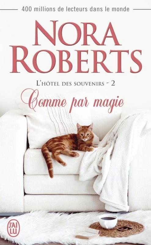 Couverture L'Hôtel des Souvenirs, tome 2 : Comme par magie