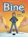 Couverture Bine / L'incroyable histoire de Benoit-Olivier (BD), tome 1 : L'affaire est Pet Shop Editions Les Malins 2015