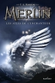 Couverture Merlin, cycle 1, tome 5 : Les ailes de l'enchanteur Editions Nathan 2014