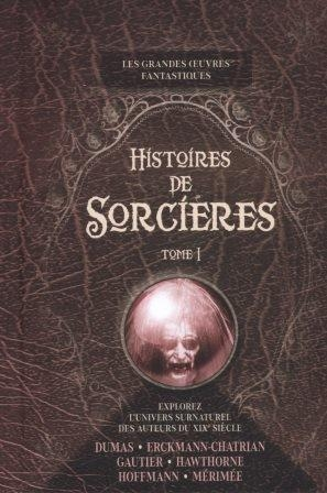 Couverture Histoires de sorcières, tome 1