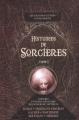 Couverture Histoires de sorcières, tome 1 Editions Nomad 2013