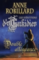 Couverture Les héritiers d'Enkidiev, tome 11 : Double allégeance Editions Wellan Inc. 2015