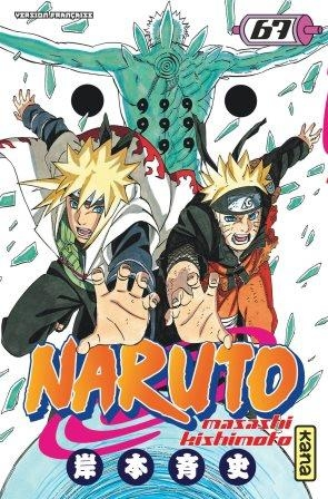 Couverture Naruto, tome 67