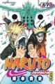 Couverture Naruto, tome 67 Editions Kana (Shônen) 2015