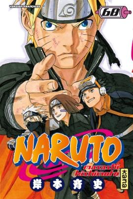 Couverture Naruto, tome 68