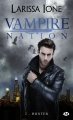Couverture Vampire nation, tome 2 : Hunter Editions Milady 2015