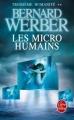 Couverture Troisième humanité, tome 2 : Les micro humains Editions Le Livre de Poche 2015